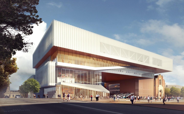 The New Perth Museum - Hera Engineering