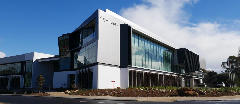 Busselton Administration Centre - Hera Engineering