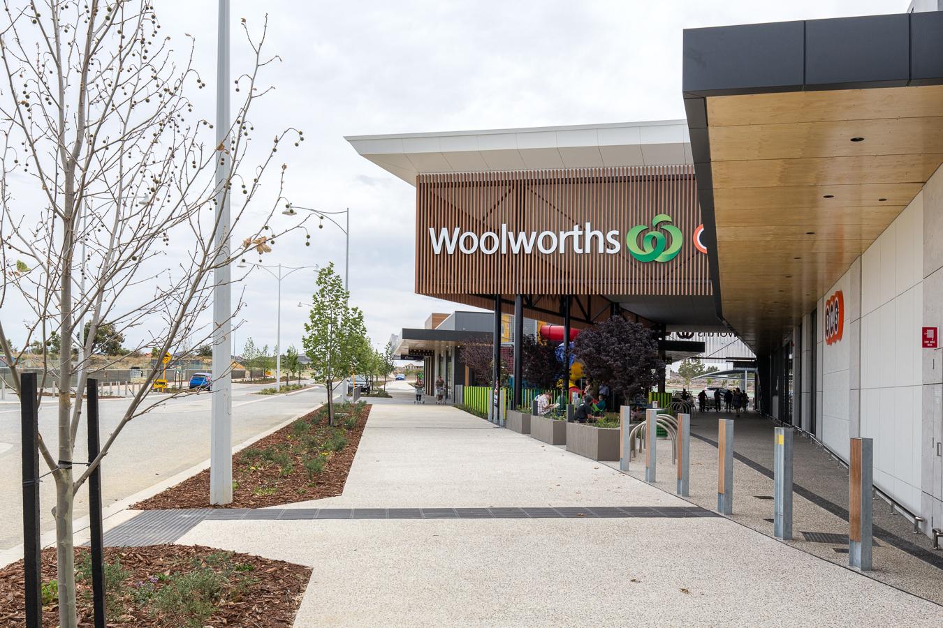 Banksia Grove Woolworths - Hera Engineering