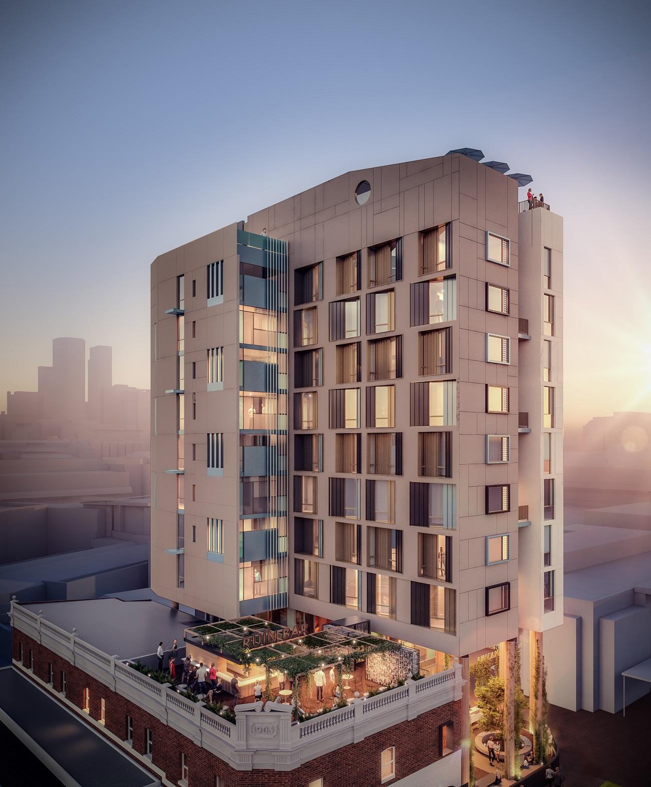 Leadlight hotel - Hera Engineering