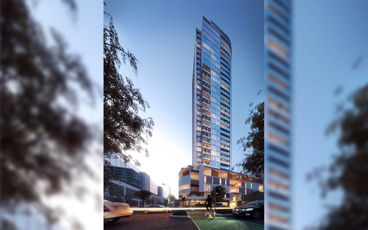 108 Stirling Street, Residential Development, Perth - Hera Engineering